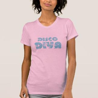 T-shirt Diva de disco