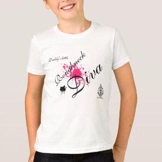 T-shirt DIVA de FOREUR (éclaboussure)