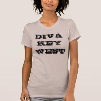 T-SHIRT DIVA KEY WEST