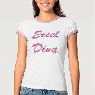 T-shirt Diva T d'Excel
