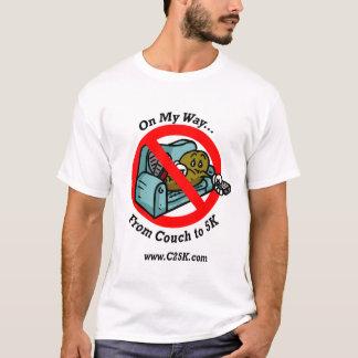 T-shirt Divan au singulet micro de la fibre 5k