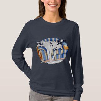 T-shirt Divan Taters de great dane