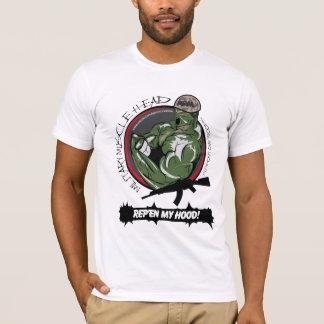 T-shirt Division d'armée de MHCM -- Rep'en mon capot