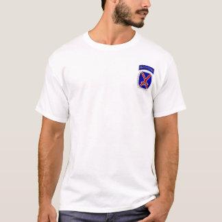 T-shirt Division de la montagne 11B 10ème
