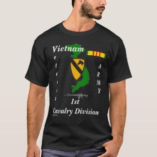 T-shirt Division de Viet-1st Cav