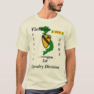 T-shirt Division-T de Viet-1st Cav