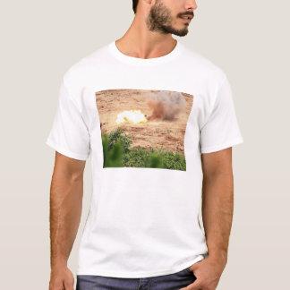T-shirt Dix blocs de moitié-livre de TNT