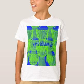 T-shirt Djembe obtenu ?