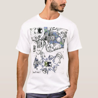 T-shirt DMT de Carpe