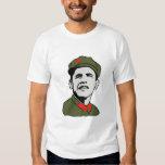 T-shirt d'Obama Mao