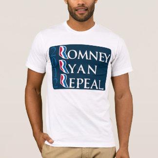 T-shirt d'Obamacare d'abrogation de Romney Ryan