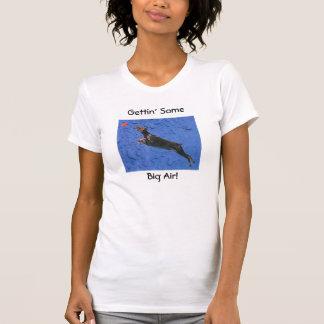 T-shirt Dobermann de plongée de dock