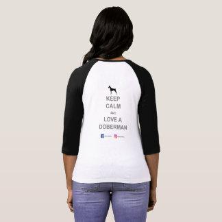 T-shirt Dobies de Dallas