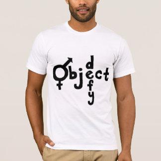 T-shirt d'Objet-défi