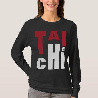 T-shirt d'obscurité de Chi de Tai
