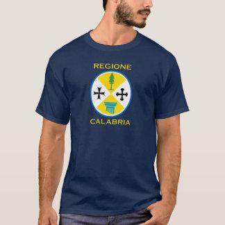 T-shirt d'obscurité de la Calabre
