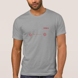 T-shirt d'obscurité de RenaultSport Megane R26.R