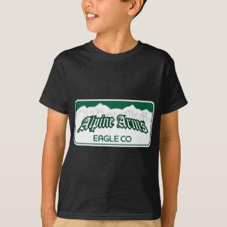 T-shirt d'obscurité d'enfants