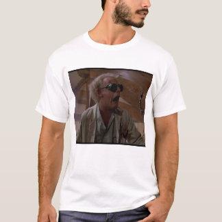 T-shirt Doc. Brown de nouveau à l'avenir