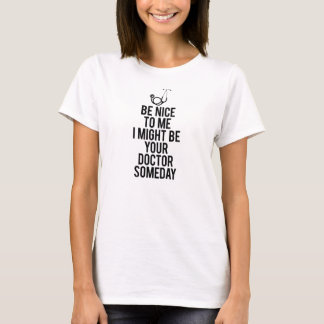 T-shirt Docteur