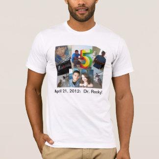 T-shirt Docteur Rocky !
