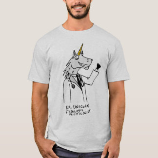 T-shirt Docteur Unicorn