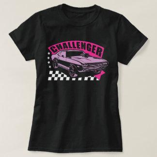 T-shirt Dodge Challenger Muscle Car tee-shirt for Girls