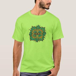 T-shirt d'oeil de boussole
