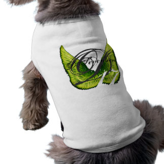 T-shirt Dog D17 Wings