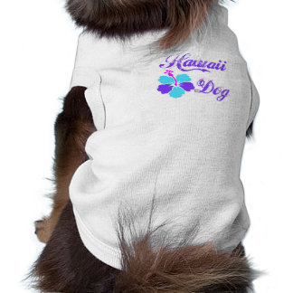 T-shirt Dog de Hawaii