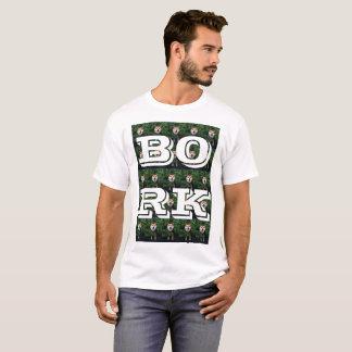 T-shirt Doggo dans Bush (BORK AUDACIEUX)