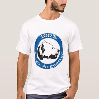 T-shirt Dogo 100% Argentino