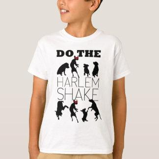 T-shirt Dogs doing the Harlem Shake