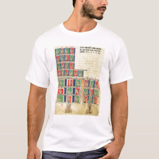 T-shirt Doigt comptant de 1 à 20000