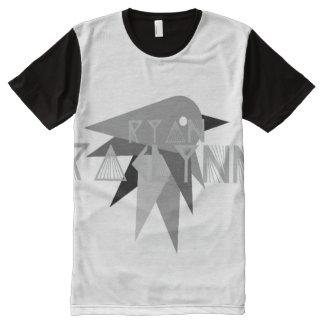 T-shirt d'oiseau de RyanRaelynn