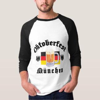 T-shirt d'Oktoberfest Munchen