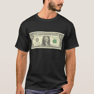 T-shirt dollar dix