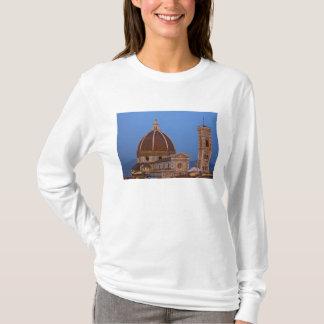 T-shirt Dôme de Santa Maria del Fiore Cathedral dans chaud