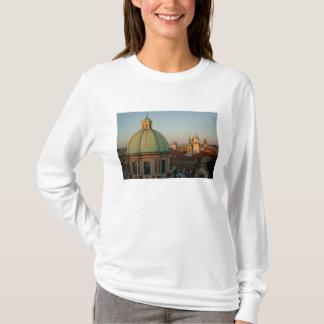 T-shirt Dôme d'église de saint Francis, Prague, tchèque