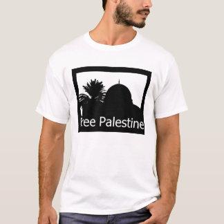 T-shirt Dôme libre de la Palestine