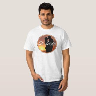 T-shirt DOMILUCIAN - Conceptions de la Dominique et de