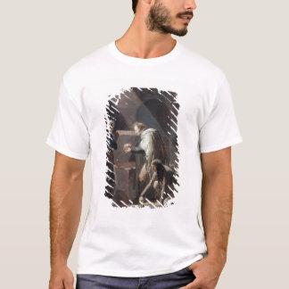 T-shirt Dominique Vivant Denon remplaçant des os