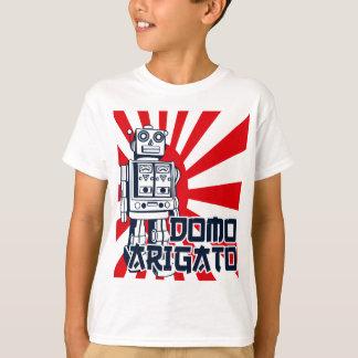 T-shirt Domo Arigato