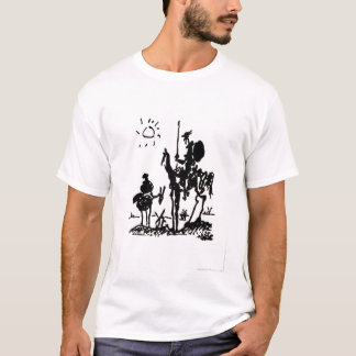 T-shirt Don Quijote