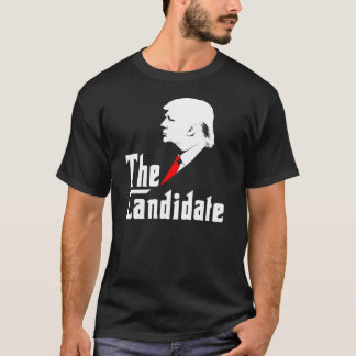 T-shirt Donald Trump le candidat