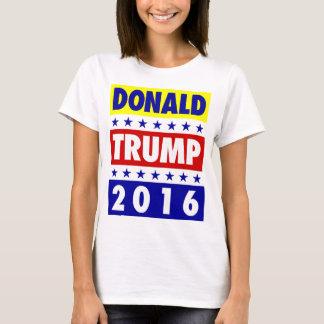 T-shirt Donald Trump pour la pièce en t 3 de président
