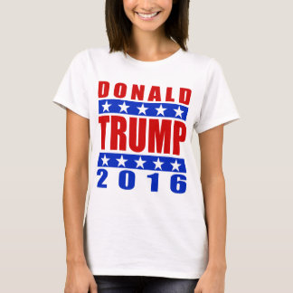 T-shirt Donald Trump pour le président 2016 2