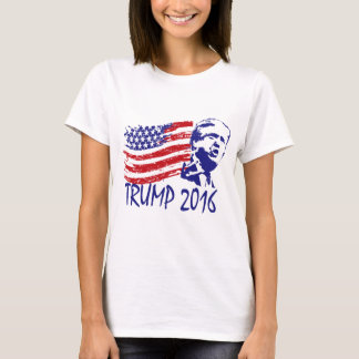 T-shirt Donald Trump pour le président 2016 - républicain