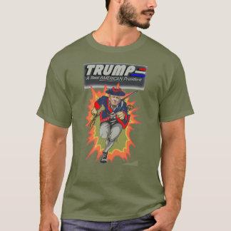 T-shirt Donald Trump - un vrai président AMÉRICAIN