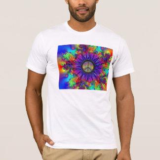 """T-shirt """"Donnez à paix une occasion """""""